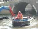 Mechanical dredging