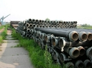 Pipe yard